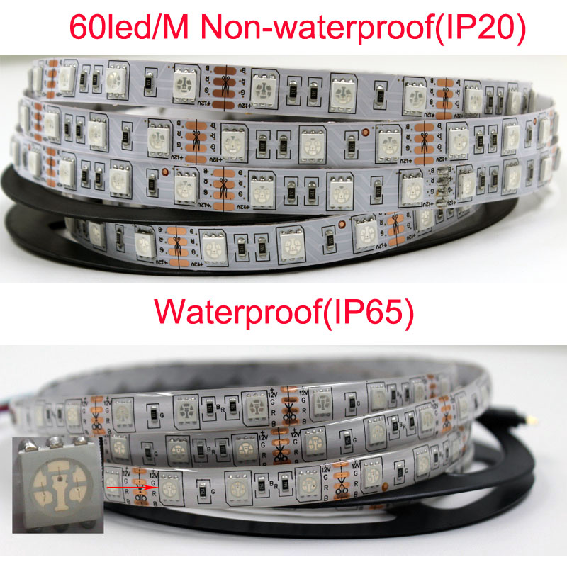 300led 5050 RGB led strip 6