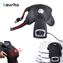 Beurha High Quality Infrared Magnetic Therapy Knee Massager Rheumatoid Joint Compress Knee Massage Instrument Arthritis Leg Pain