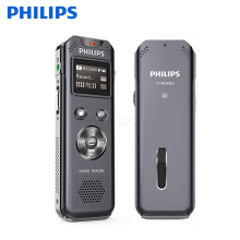 PHILIPS VTR5800 100% Original Spy Pen 8GB Mini Digital Voice Recorder OLED Display Recording Linear PCM Record 2 microphones
