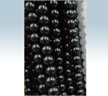 Hematite Beads Magnetic Round Beads Natural Stone Beads DIY Jewelry Making Diy Bracelet(China)