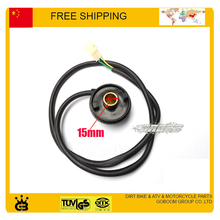 125cc 250cc Motorcycle Speedo speedometer cable sensor jialing zongshen gy cqr accessories free shipping(China)