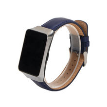 Genuine Leather Watch Band Strap Bracelet 22mm for Moto 360 2 46mm LG G Watch W100 W110 W150 ASUS Zenwatch Pebble Time Steel