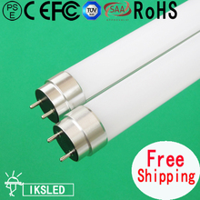 50pcs High quality High Lumens LED tube T8 1200mm 18W led tube t8 1200mm 18w 3014smd threee years warranty