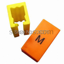 Plastic clip, Size Marker, Clothing Accessories, Suggested as Garment Accessories or store supplies