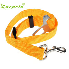 8 Colors Cat Dog Car Safety Seat Belt Harness Adjustable Pet Puppy Pup Hound Vehicle Seatbelt Lead Leash for Dogs Drop Shipping