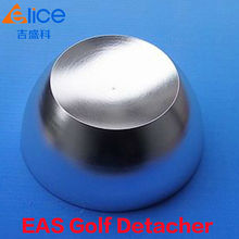 1pc Eas security tag remover wrap Golf detacher for clothing security tags-JSK-05(China)