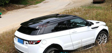 For Range Rover Evoque 2011 - 2016 Metal Decorative Side Bars Rails Roof Rack(China)