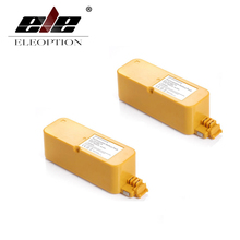 ELEOPTION 2PCS Hot 3500mAh 14.4V NI-MH Vacuum Battery For iRobot Roomba 400 / 4000 / Create/ APC / Discovery / Dirt Dog Battery(China)