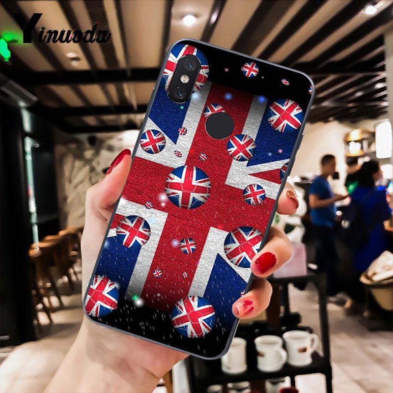 British flag, London