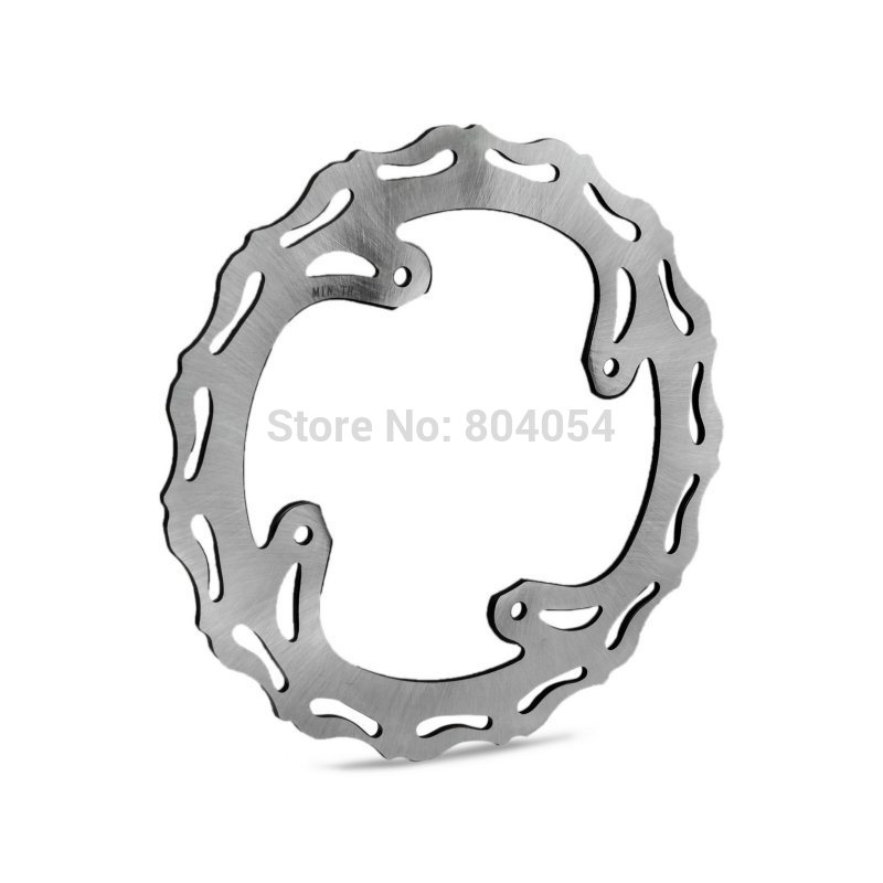 Motorcycle Rear Brake Disc Rotor For Honda CRF230  CRF250 R X  CRF450 R/X SUPERMOTARD CRE250 X/F CRE450E CRE500 NEW<br>