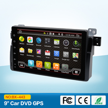 Car DVD Player for BMW E46 Navigation Android 6.0 Wifi 4G 3G GPS Bluetooth Radio RDS USB SD(China)