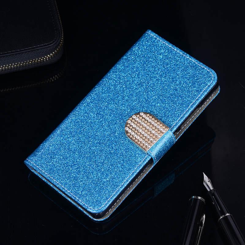 Blue with Diamond