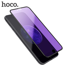 HOCO Anti Blue Ray Tempered Protective Glass Film for iPhone 7 8 PLUS Full Touch Screen Protector Cover for Screen iPhone 7 8(Hong Kong,China)