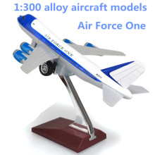 1:300 alloy aircraft models,pull back & flashing & musical,air force one model,metal diecasts,toy vehicles,free shipping