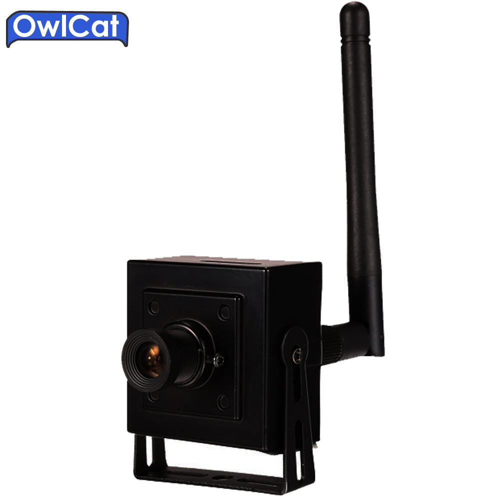 OWLCAT MINI IP camera HD 960p 720P Microphone Audio Talk support onvif Indoor WIFI IP camera P2P Support Android iPhone SD Card <br>