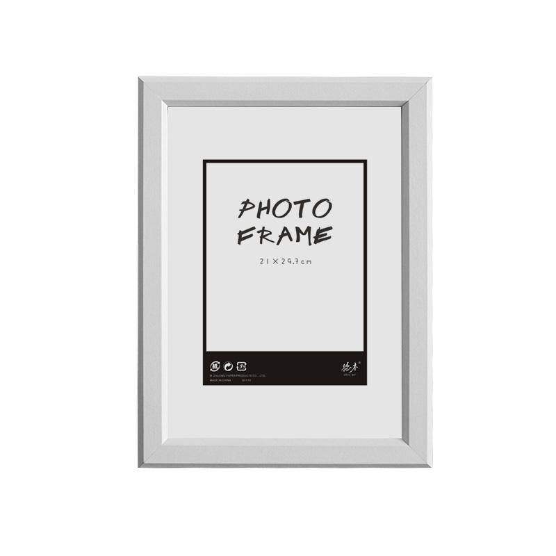 2018 Wholesale Free Shipment A4 Photo Frames White European Style