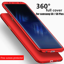 Buy Shuohu 360 Degree Phone Cases Coque Samsung Galaxy S7 Edge Case S8 Plus Cover Samsung J5 J3 A3 2016 Case Luxury Silicone for $2.70 in AliExpress store