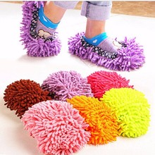 Womens Fashion One Piece Home Indoor Floor Dust Cleaning Short Socks HE034(China)