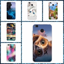 "Buy Xiaomi Redmi 4X Case 5.0"" Soft TPU Silicone Cartoon Cute Back Cover Cases Xiaomi Redmi 4X Redmi 4 X Phone Case fundas for $1.49 in AliExpress store"