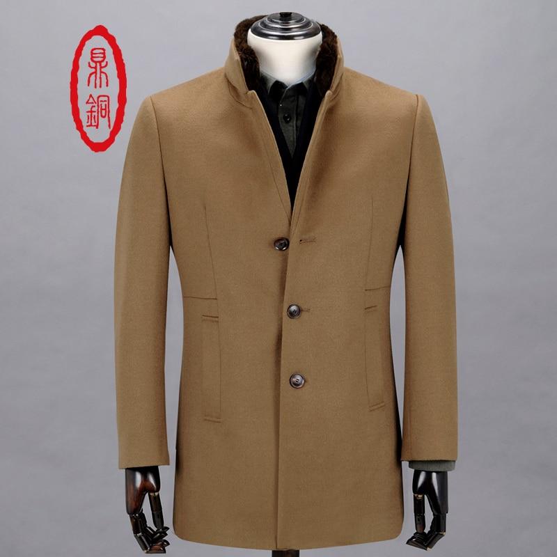 Popular Cashmere Coat Men's-Buy Cheap Cashmere Coat Men's ...