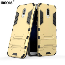 "IDOOLS For Samsung Galaxy C8 Plastic Coque Dirt Resistant Quality Picks 5.5"" Mobile Phone Bags Cases For Samsung Galaxy C8 J7310(China)"