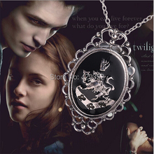 Wholesale 20pcs/lot Twilight Character Replica Jewelry Cosplay Rosalie's Necklace Twilight Character Pendant Necklace