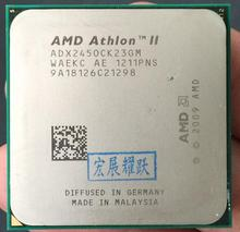 AMD Athlon II X2 245 X245 Dual-Core Desktop CPU AM3 938 CPU 100% working properly Desktop Processor(China)