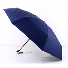 Windproof Mini Compact Umbrella with Case 5 Foldable Women or Men's Pocket Glove Umbrellas Black Coating Travel Parasol