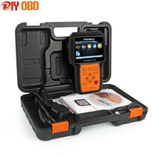 Universal Car Diagnostic Tool Foxwell NT624 AutoMaster Pro Full Systems Multi Languages OBD2 Engine Transmission ABS Airbag