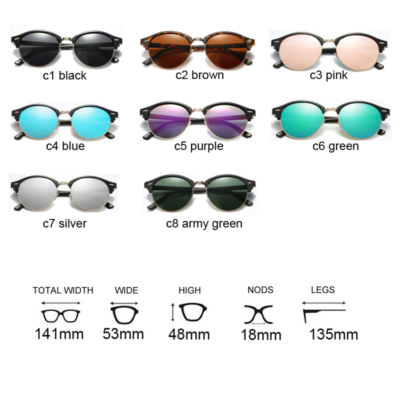 Polarized-Sunglasses-Women-2018-Cool-Round-Sun-Glasses-Fashion-Driving-Eyewear-Lady-Luxury-Brand-Goggles-Black (1)