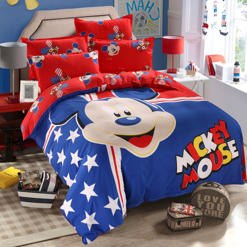 mickey mouse bedding set (8)
