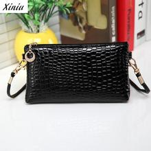 New Faux Leather Handbag For Women Casual Mini Messenger Bags Crossbody Clutch Bag Credit Card Coin Storage Bag Girls #2415