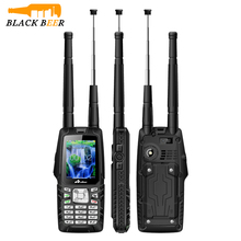 MOSTHINK W18 CDMA2000/GSM IP67 Waterproof Mobile Phone with dual sim VHF Walkie Talkie phone 3.0MP Camera 3000mAh Battery