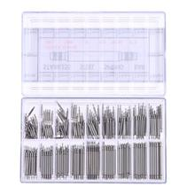 Buy 360pcs Watch Band Spring Bars Kit Set 8-25MM Stainless Steel Watch Band Spring Bars Strap Link Pins Watchmaker Hand Tool Set for $2.82 in AliExpress store