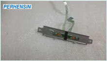 Genuine laptop FOR HP FOR 15-D025SR TOUCHPAD BUTTON BOARD WITH RIBBON P/N:010194E00-35K(China)