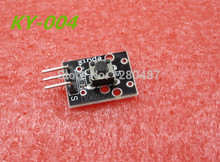 Free Shipping 50pcs families easy button switch module KY-004  in stock