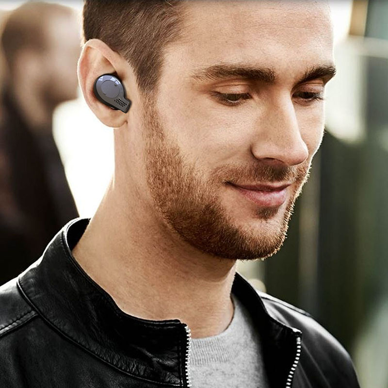 B8 TWS Earbuds Bluetooth Wireless Earphones Sport Mini Invisible Stereo Sound 5.0 Charging Headset Earphones For Samsung iPhone