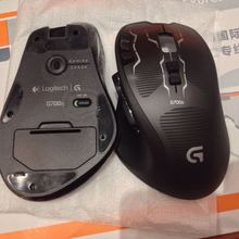 New mouse shell mouse case for Logitech g700s mouse repair accessories with 1pc mouse feet