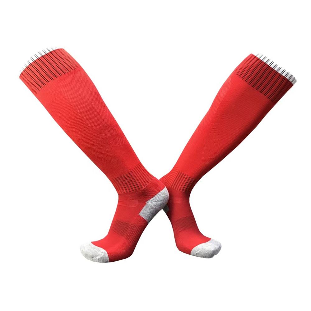 17 sport socks football soccer socks Cycling running men kids boys long towel socks basketball sox medias de futbol non-slip 23