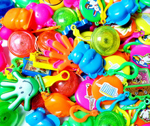 36X Mixed-M assorted Goody Bags Fun Party Favor toys gift Pinata Carnivals vending Clicker Sound Noise Shaking gift Novelty