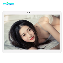 CIGE 2017 Newest 10.1 inch Tablet PC Octa Core 4GB RAM 64GB ROM Dual SIM Cards Android 6.0 GPS 3G 4G LTE Tablet PC 10+ Gifts