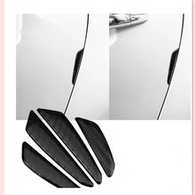 Car door protector side edge protection stickers for bmw e46 ford ford focus 2 volkswagen toyota mercedes renault Accessories(China)