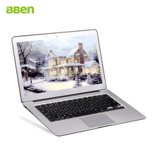 13.3inch netbook laptop 4GB 128GB SSD i7-5500U dual core quad threads bluetooth WIF cameras Windows10 notebook