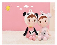 1pcs Metoo 50cm Cartoon Angela Plush Toys Cute Animal Babies Dolls Girl for Birthday Christmas Children Gifts