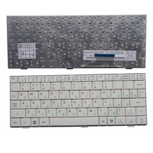 RU White New Russian Laptop Keyboard FOR ASUS EPC 700 700HA 701SD 900 702 2G 8G 900 900HD 900A 901 902 4G(China)
