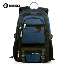 YESO Brand 14 15.6 Inch School Bags For Teenagers Waterproof Oxford Laptop Backpack Business Casual Backpacks School Backpacks