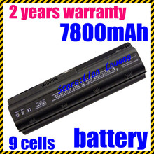 JIGU Specal price new 6600 mah battery for HP Compaq Presario CQ42 CQ32 G62 G72 G42 G72 G4 G6 G7 Pavilion DM4 free shipping