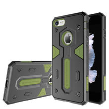 Buy iphone 7 case Nillkin Defender 2nd Gen Neo Hybrid Tough Armor Slim Cover iphone7 housing case Phone Bag case 4.7 inch for $10.99 in AliExpress store
