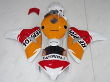 Fairings for Honda Cbr1000 RR 2007 - 2011 2010 REPSOL Fairings CBR 1000 RR 2009 Abs Fairing CBR1000RR 08 09