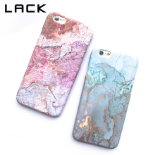 LACK Retro Artistic Marble Phone Case For iphone 6 Case Fashion Ultra Slim Hard PC Matte Cover Cases For iphone 6S 6 Plus Capa(China)